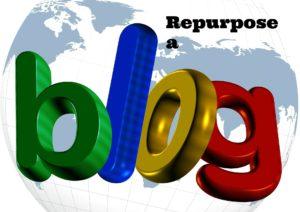 repurpose blog content